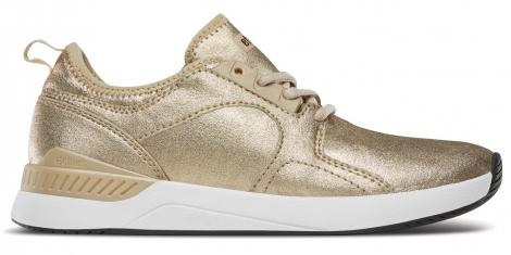 Chaussures de skate etnies cyprus sc femme or 37