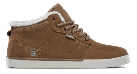 Chaussures de skate etnies jefferson mid femme marron 40