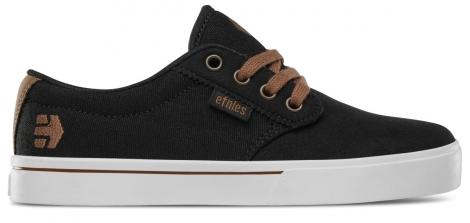 Chaussures de skate etnies jameson 2 eco enfant noir blanc 27 1 2