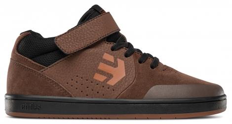 Chaussures de Skate ETNIES Enfant MARANA MT Marron Noir Gum