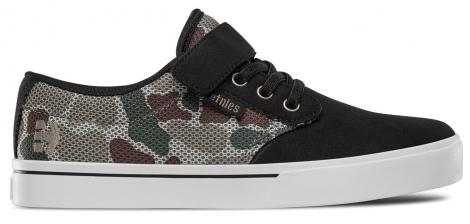 Chaussures de skate etnies enfant jameson 2 v noir camo 27 1 2