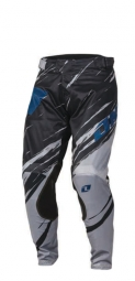 Pantalon one industries vapor lite side swipe gris noir 30