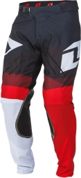 Pantalon one industries vapor shifter rouge noir 28