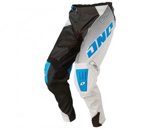 Pantalon one industries mx dh bmx gamma dh czar noir cyan 32