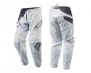 Pantalon one industries mx dh bmx atom vented wedge gris 30