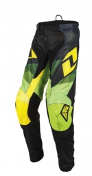Pantalon one industries kids atom vented vert 24