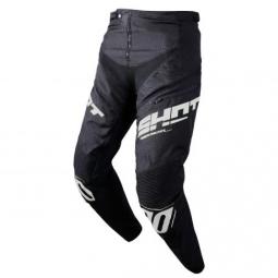 Pantalon bmx shot rogue black white 34