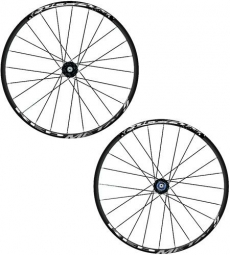2011 Fulcrum Red Metal 5 Wheelset Records 6TR 26'' 9mm Clearance