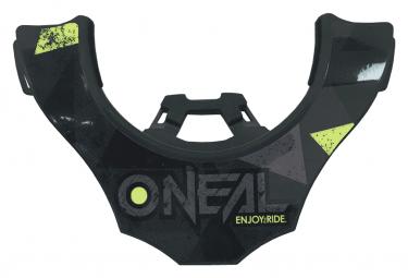 O'Neal Back Part Tron Neckbrace Assault Minerva Black / Yellow