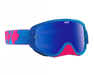 Masque Spy WOOT RACE PINK FLASH - SMOKE w/ PINK SPECTRA CLEAR AFP