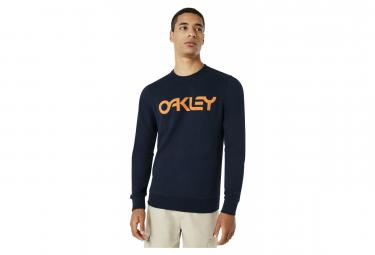 Oakley Sweat LS B1B Crew Dark Blue