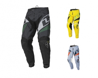 Pantalon one industries atom jaune 34