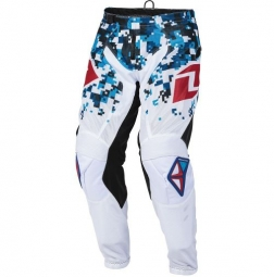 Pantalon one industries atom digital camo vented blanc 32