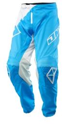 Pantalon one industries mx dh bmx atom wedge cyan 36