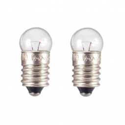 Image of Ampoule pour feu arriere de velo 0 6 w 6 v par 2