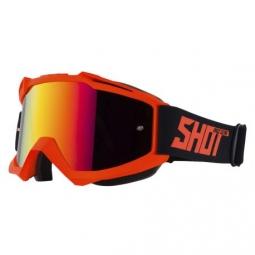 MASQUE SHOT IRIS NEON MATT ORANGE Ecran Iridium Orange