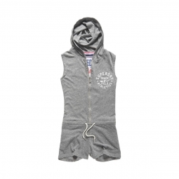 Combishort Superdry Tracketfield Playsuit Soft M M