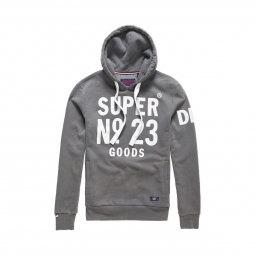 Sweat capuche superdry heritage beach castle rock s