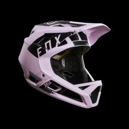 Casque de vtt fox women proframe mink helmet lilac