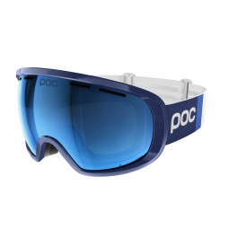 Masque de ski poc fovea clarity comp lead blue