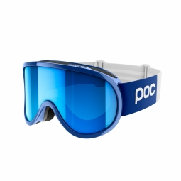 Masque ski poc retina clarity comp lead blue spektris