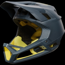 Casque de vtt fox proframe mink helmet midnight