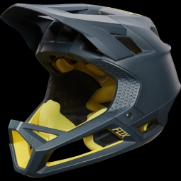 Casque de vtt fox proframe mink helmet midnight m