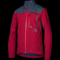Veste fox attack fire jacket cardinal red m