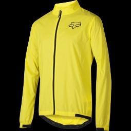 Veste fox attack wind jacket blazing yellow