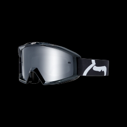 Masque de vtt fox main goggle race black