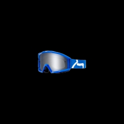 Masque de vtt fox main goggle race blue