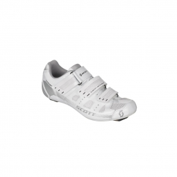 Chaussures de velo scott road comp lady wht gloss 6