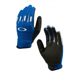 Gants vtt oakley factory glove 2 0 blue line s