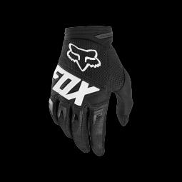 Gants de vtt fox youth dirtpaw race black s