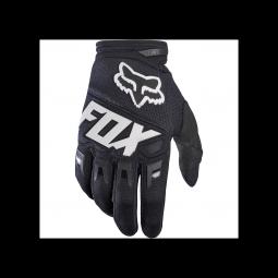 Gants de vtt fox dirtpaw race glove black xl