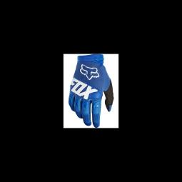Gants de vtt fox dirtpaw race glove blue m