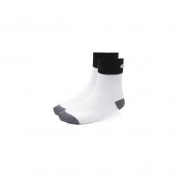 Chaussettes Oakley Cycling Regular Sock White