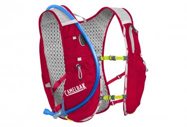 Sac à Dos Camelbak Ultra 10 Vest 70 Oz Red / Lime