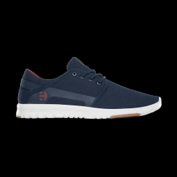 Chaussures etnies scout navy red 45