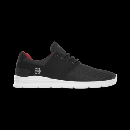 Chaussures etnies scout xt black white red 42