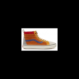 Baskets Vans Sk8-hi Mte Brown / Blue