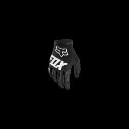 Gants de vtt fox youth dirtpaw race glove black