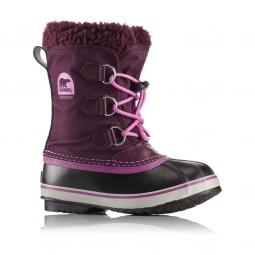 Après-ski Sorel Yoot Pac Nylon Purple Dahlia