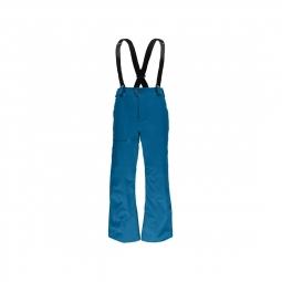 Pantalon De Ski Spyder Propulsion Electric Blue