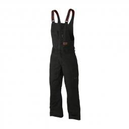 Pantalon de ski timber bzs overall jet black s