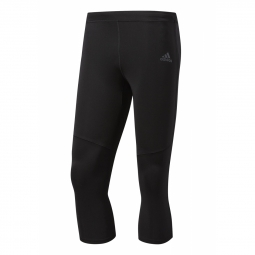 Collant adidas tight response 3 4 black l