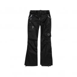 Pantalon De Ski Superdry Snow Pant Black