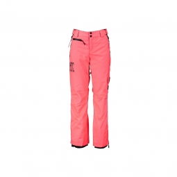 Pantalon De Ski Superdry Snow Pant Fluro Coral