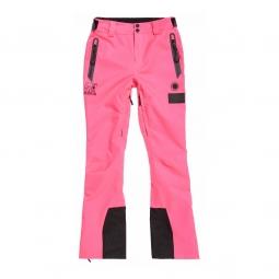 Pantalon De Ski Superdry New Snow Pant Pink