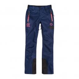 Pantalon De Ski Superdry New Snow Pant Navy